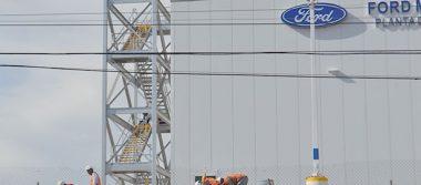 En noviembre iniciaría operaciones otra planta de Ford en Chihuahua