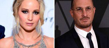 ¿Con el corazón roto? Jennifer Lawrence termina con Darren Aronofsky