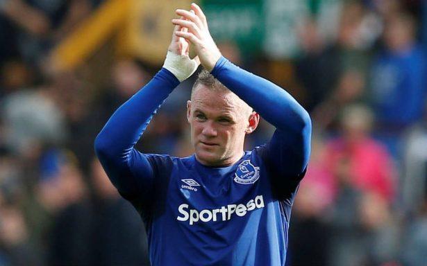 Wayne Rooney se despide de selección inglesa