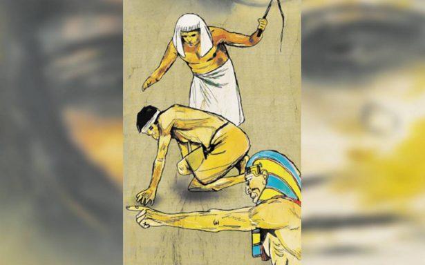 Primer despido por delito sexual queda plasmado en papiro