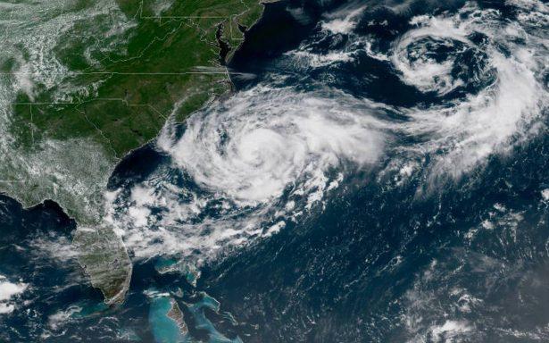 Tormenta Chris se convertirá hoy en huracán frente a costas de EU