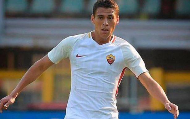 Héctor Moreno no suma ni un minuto con la Roma desde octubre
