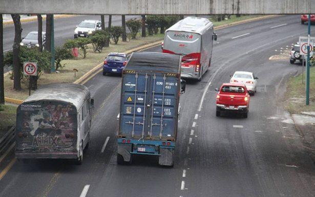 Robos en autopistas y descarrilamientos se han incrementado hasta 400%