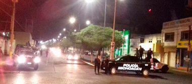 Detonan explosivos frente a Fiscalía de La Piedad, Michoacán