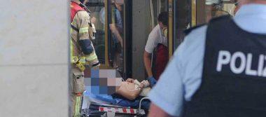 Atacan con cuchillo a mexicanos en tren de Berlín