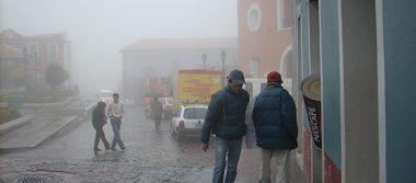 Frente frío provoca bajas temperaturas en la mayor parte del país