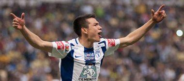 """""""Chucky"""" Lozano se va a Europa; club español lo ficha por 14 mdd"""