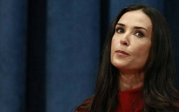 Demi Moore… ¿depredadora sexual? Revelan polémico video