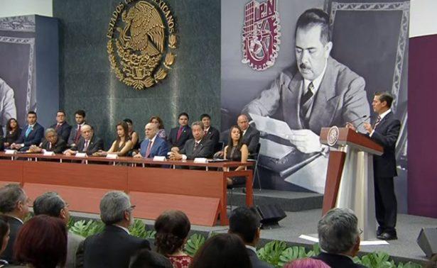 México sobresaldrá en posible modernización de TLCAN: Peña Nieto