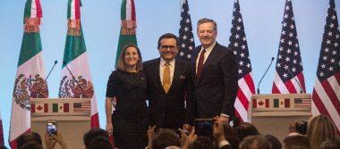 """Trump desestima a Canadá del TLCAN y dice que tiene """"esperanzas"""" con México"""