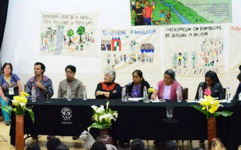 Marichuy suma apoyos durante gira por Chiapas