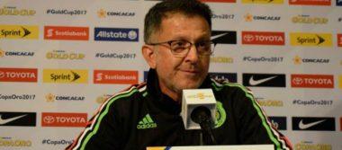 Juan Carlos Osorio es feliz en el Tricolor pese a las críticas
