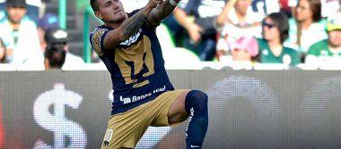 Pumas vence a Santos y se mete en zona de clasificación