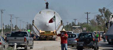 Continúa bloqueo a planta cervecera en Mexicali