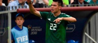 El gol de Chucky Lozano vs Alemania que vuelve loco a México