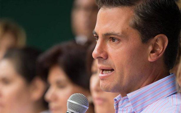 Peña Nieto se reúne en privado con empresarios