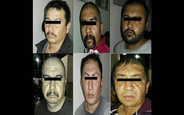 Sentencian a 200 años de prisión a 6 secuestradores en Tamaulipas