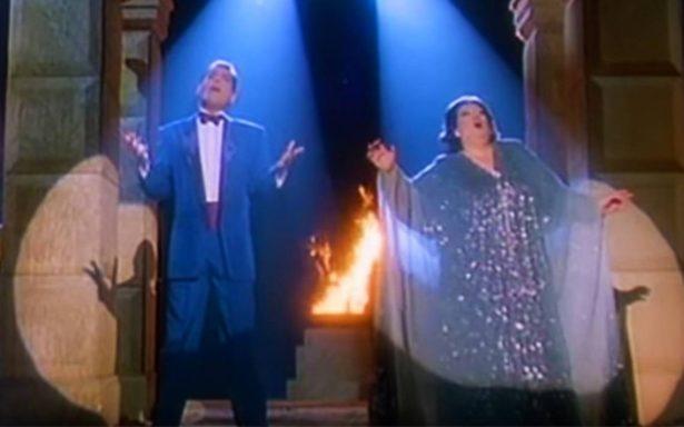 Barcelona El Himno Que Unio Las Voces De Montserrat Caballe Y