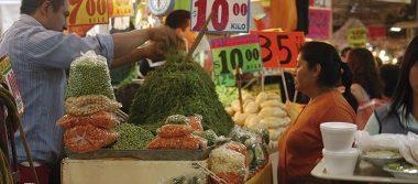 Inflación sube 0.92% en primera quincena de noviembre, su mayor nivel en tres meses