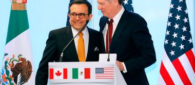 EU y México resolverían sus diferencias sobre el TLCAN la próxima semana: Ildefonso Guajardo