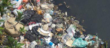 Limpiarán ríos contaminados  de la frontera sur