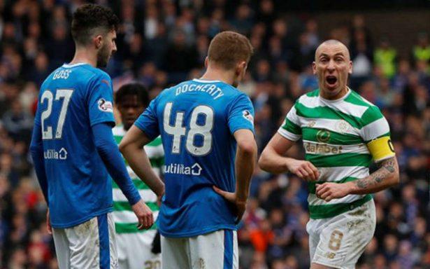 Sin Eduardo Herrera, Rangers pierde el clásico frente al Celtic