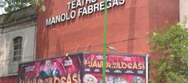Después de tres años de remodelación, reabre el teatro Manolo Fábregas