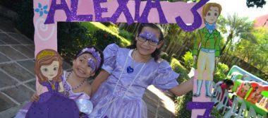 Alexia y Ximena festejaron por partida doble