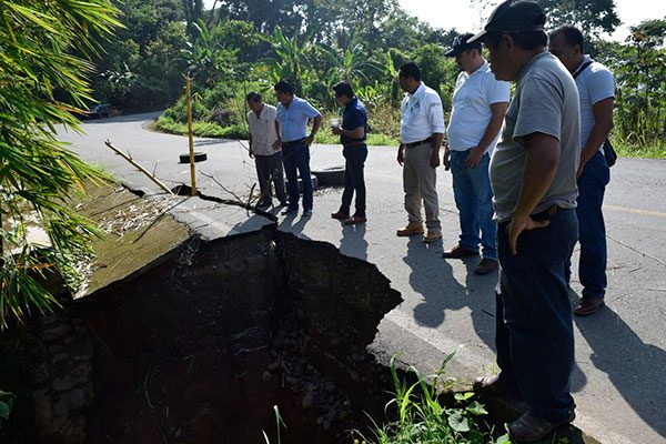 El sismo en imágenes