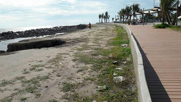 Malecón podría desaparecer sin haberse inaugurado