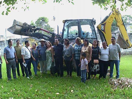 Iniciarán reconstrucción de escuelas afectadas por el sismo de septiembre