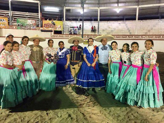 Tapachula, segundo lugar en concurso estatal de Escaramuzas