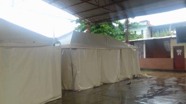Escuelas afectadas por el sismo del 2017 siguen sin apoyo del INIFECH