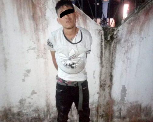 Presunto mara fue detenido tras asesinar a un hondureño