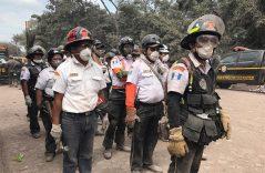 Así es el rescate en Guatemala