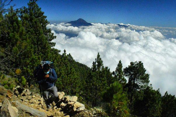 UNESCO evaluará la  zona del volcán Tacaná