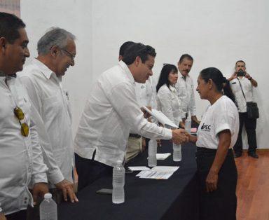 Chiapas sigue luchando contra el analfabetismo