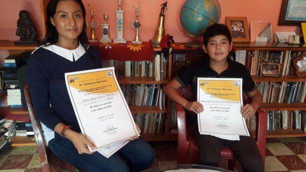 Niños de Tuxtla Chico ganan concurso nacional de crónica