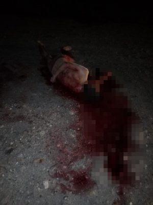 Encuentran muerto  que estuvo a punto de ser decapitado