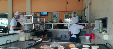 Bajan ventas de restauranteros en el centro