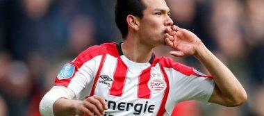 [Video] Con 'Cielito lindo', afición del PSV le rinde homenaje al Chucky Lozano