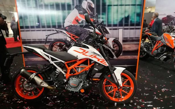 Inauguran el Salón Internacional de la Motocicleta 2017