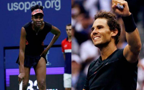 Rafa Nadal y Venus Williams, confirmados para el Abierto Mexicano