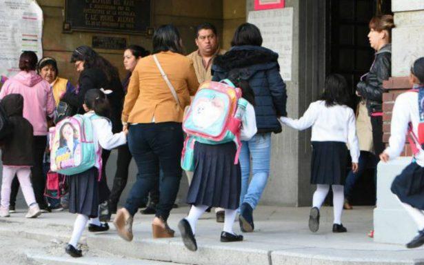 Otras 181 escuelas en la CDMX regresarán a clases este martes; suman ya 6 mil 338 abiertas