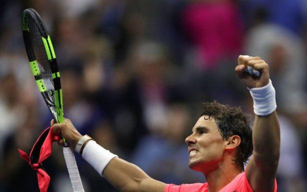 Nadal da cuenta de Rublev y espera a Federer o Del Potro en semis del US Open