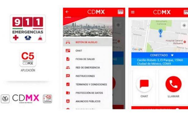 Alerta sísmica estará integrada en la aplicación móvil 911