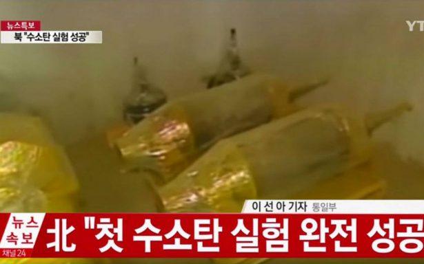 Las 5 cosas que debes saber sobre la bomba de hidrógeno de Corea del Norte