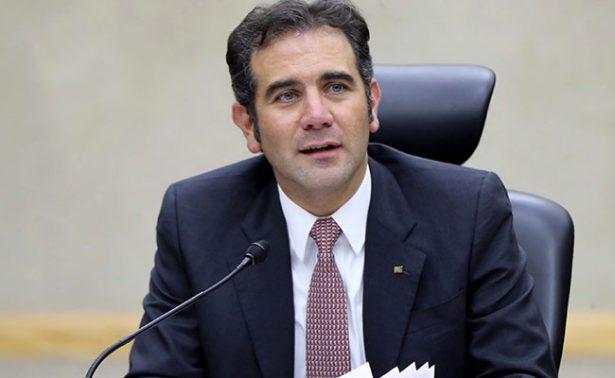 INE no permitirá trampas en los comicios de 2018: Lorenzo Córdova