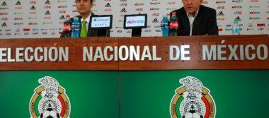 Juan Carlos Osorio sigue firme con nosotros: Guillermo Cantú