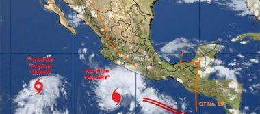 Hilary se convierte en huracán; prevén tormentas en Michoacán y Oaxaca